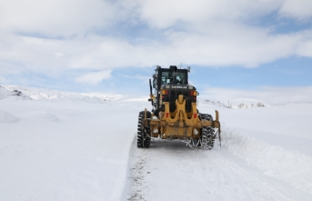 Doğu Anadolu'da buzlanma don ve çığ uyarısı