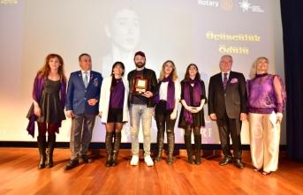 'Kadına Şiddet' konulu kısa film yarışması ödülleri sahiplerini buldu