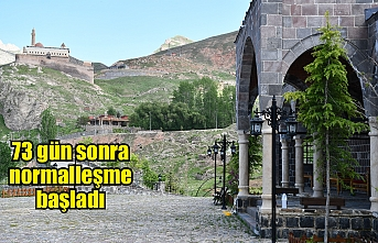 Normalleşme sonrası Ağrı'daki tarihi  turistik mekanlar