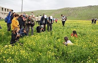 Ağrı 2. Ulusal Foto Safari Fotoğraf Yarışmasında fotoğraf çekimleri tamamlandı