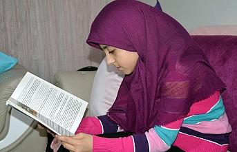 Ramazan güncesi: Küçük Ayşe Ramazan'ın güzelliğini ve maneviyatını anlattı
