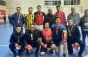 Eleşkirt'te kurumlar arası voleybol turnuvası...