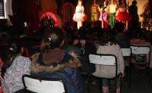 Çocuklar tiyatroyla buluştu