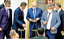 Bahçeli, İYİ Parti'nin teklifine ilk kez 'kabul' oyu verdi