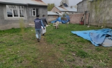 Gönül Elçisi Derneği Ağrı'da ihtiyaç sahibi ailelere ulaştı