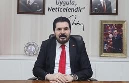 """Başkan Sayan: """"HDP ve PKK Kürtleri köleleştirmek..."""