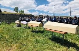 Katliam gibi kazada hayatını kaybeden 4 kişi Ağrı'da...