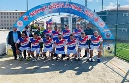 'Serhat Dörtlü Final'de Ağrı ikinci oldu