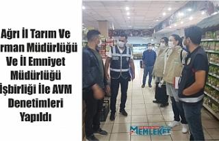 Ağrı İl Tarım Ve Orman Müdürlüğü Ve İl Emniyet...