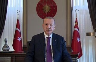 Cumhurbaşkanı Erdoğan'dan Kurban Bayramı mesajı!...