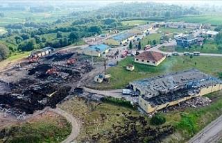 Sakarya'daki fabrikanın yönetimi, patlamada...