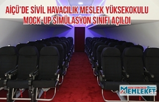 AİÇÜ'de Sivil Havacılık Meslek Yüksekokulu...