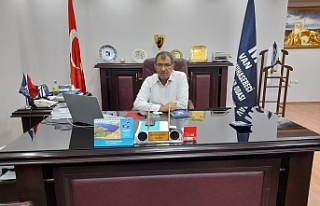 VAN SMMM ODA BAŞKANI ŞAHİNDEN TURİZM PAYI BEYANI...