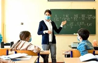 Yüz yüze eğitim anasınıfı ve ilkokul 1'inci...