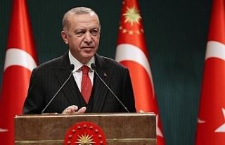 Son Dakika: Erdoğan duyurdu! İşte Doğu Akdeniz'deki...