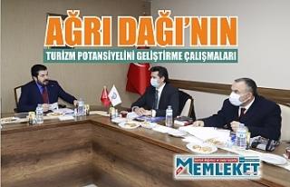 Türkiye'nin Zirvesi Ağrı Dağı'nın Turizm...