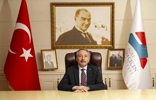 Rektör Karabulut'un 18 Mart Şehitleri Anma Günü...