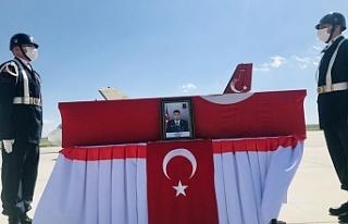 Eren-15 Operasyonunda şehit olan Jandarma Uzman Çavuş...