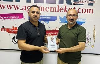 Eğitimci Yazar Mustafa Taştan'dan Gazetemize Ziyaret
