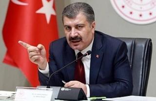 Son Dakika! Sağlık Bakanı Fahrettin Koca: Türkiye'de...