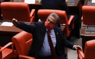 HDP Atatürk İmzalı Maskeyİ Kabul Etmedi