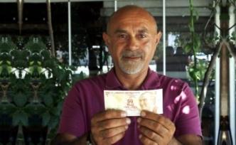 Hatalı basılan 50 TL'ye, 75 bin lira teklif edildi