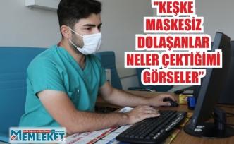 """""""KEŞKE MASKESİZ DOLAŞANLAR NELER ÇEKTİĞİMİ GÖRSELER"""""""