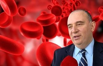 Bilim Kurulu Üyesi Ateş Kara, koronavirüs için avantajlı ve dezavantajlı kan gruplarını paylaştı