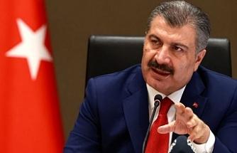 Sağlık Bakanı Fahrettin Koca: Rahatlık devam ederse, gerekli kararları yeniden alırız