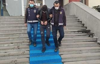 Ağrı'da 49 suçtan kaydı olan kişi tutuklandı