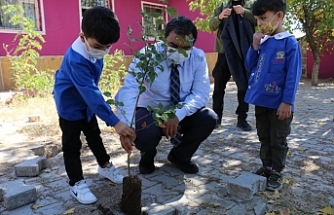Diyadin'de İlköğretim Haftası Kutlandı