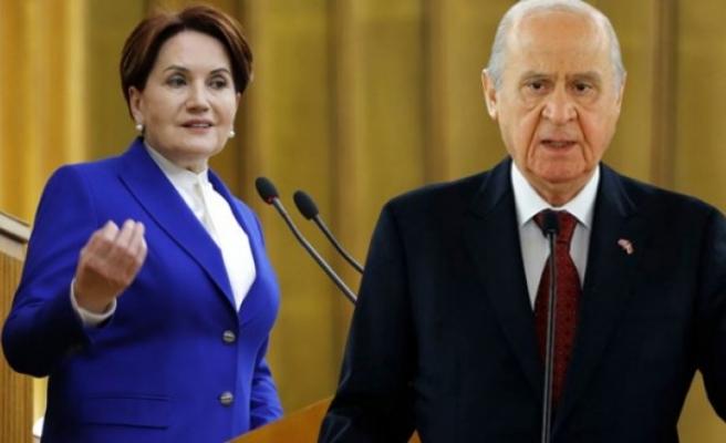 """Siyaset Arenası Alev Alev! Akşener'den Bahçeli'nin """"Evine Dön"""" Çağrısına Yanıt Geldi"""