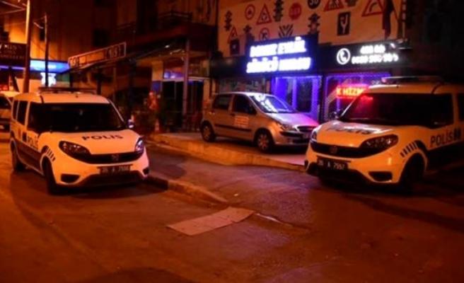 Alkollü oğlu tarafından darbedilen annenin çığlıklarına polis yetişti