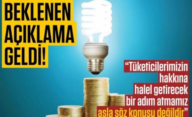 EPDK'dan Açıklama: Temsil ve ağırlama giderleri elektrik tarifesi kapsamından çıkarıldı