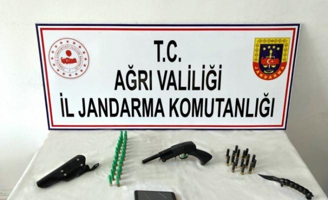 Ağrı'da PKK/KCK operasyonu: 14 gözaltı