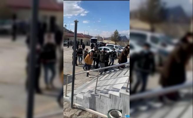Ağrı'da 'Sahte Gelinler' operasyonunda 6 kişi tutuklandı