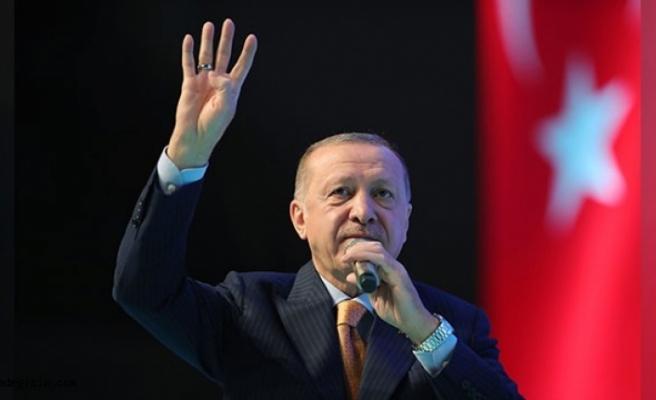 Cumhurbaşkanı Erdoğan, AK Parti Ağrı il kongresine  canlı bağlandı