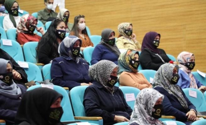 """Ağrı'da """"En İyi Narkotik Polisi: Anne"""" semineri düzenlendi"""