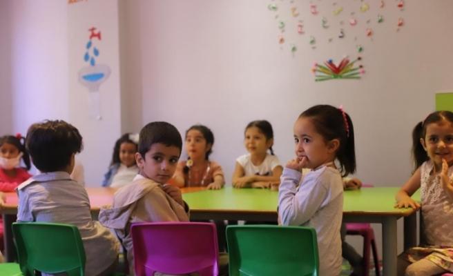 Ağrı'da Kur'an kursları çocuk sesleriyle şenlendi