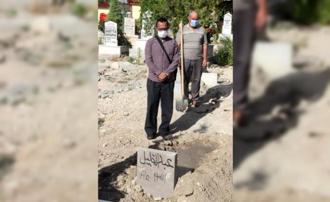 150 Lira İçin Öldürülen Çobanın Cenazesine 1 Kişi Katıldı