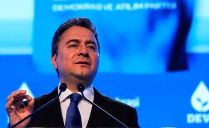 """Ali Babacan'dan """"Cumhurbaşkanlığına aday olacak mısınız?"""" sorusuna dikkat çeken yanıt"""