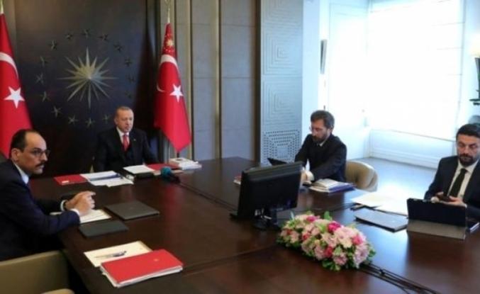 Kabine, Cumhurbaşkanı Erdoğan başkanlığında toplanıyor! Masada üç konu var