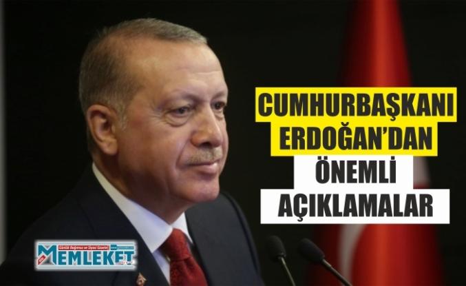 Cumhurbaşkanı Erdoğan: 'En kısa sürede yükseköğretimde de eğitimi başlatacağız'