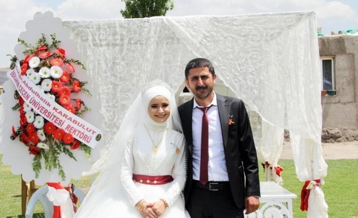 Gazeteci Ramazan Demir'in mutlu günü