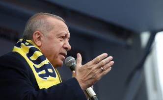 AK Parti'nin Ağrı mitingi