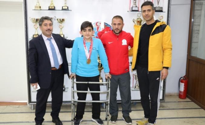 Süleyman Emin Erim'den Büyük Başarı