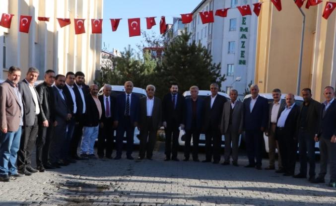 Ağrı Belediyesinden Barış Pınarı Harekâtı'na destek