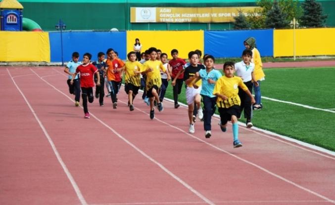 Ağrı'da ''Amatör Spor Haftası'' coşkuyla devam ediyor