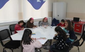 Ağrı'da öğrencilerin ara tatil etkinlikleri başladı