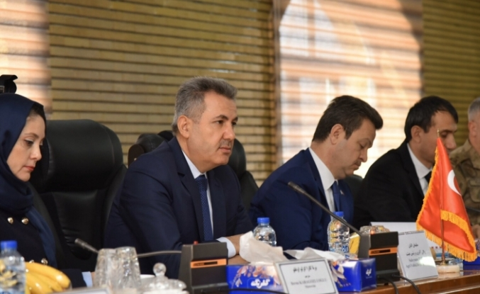 """Türkiye ile İran arasında """"91. Alt Güvenlik Komite Toplantısı"""" yapıldı"""